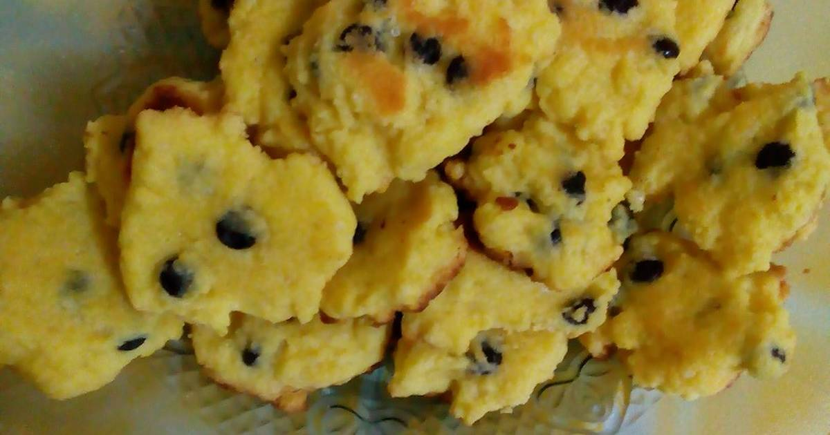 Resep choco chip cookies empuk ngeprul