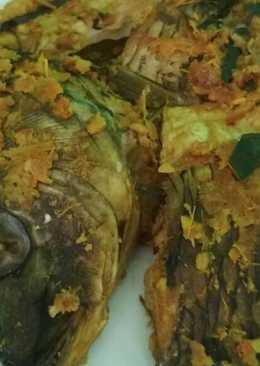 Pepes ikan nila/mas