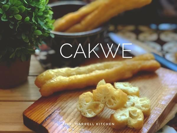 Cakwe (tanpa saus)