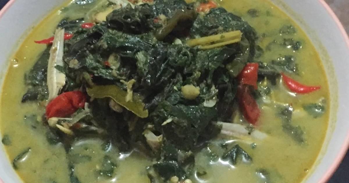 Resep Sayur Daun Singkong Cookpad