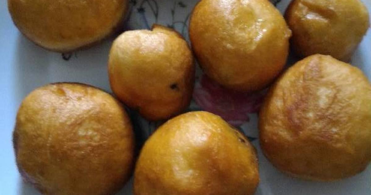 Resep Cake Tanpa Telur Jtt: Resep Roti Goreng Asal Tanpa Telur Oleh Nda Dea