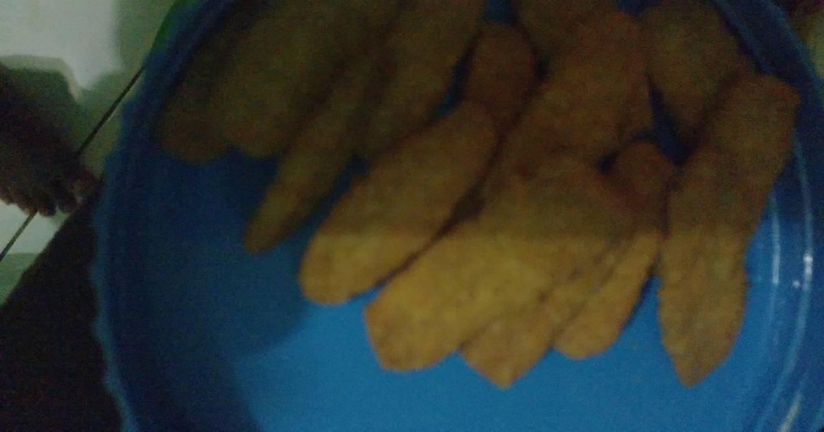 Resep Cookies baby 8M