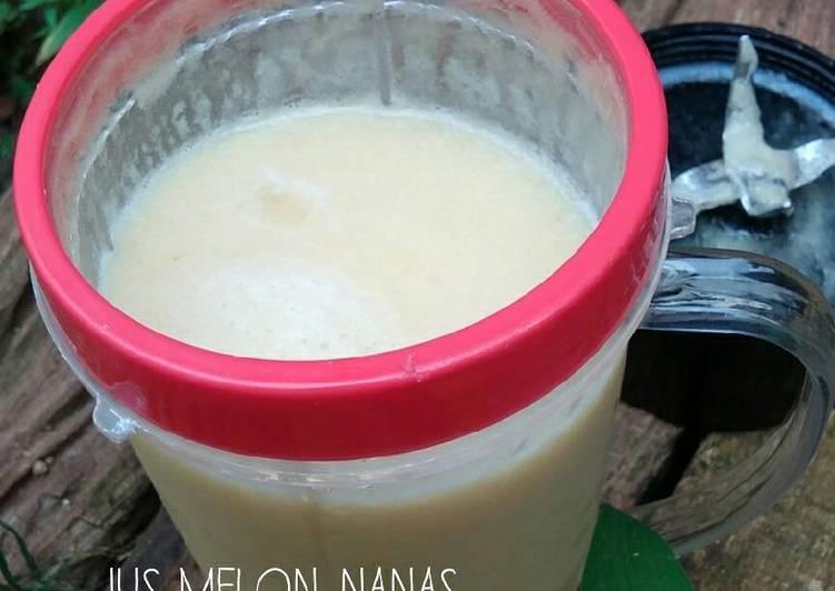 Jus Melon Nanas
