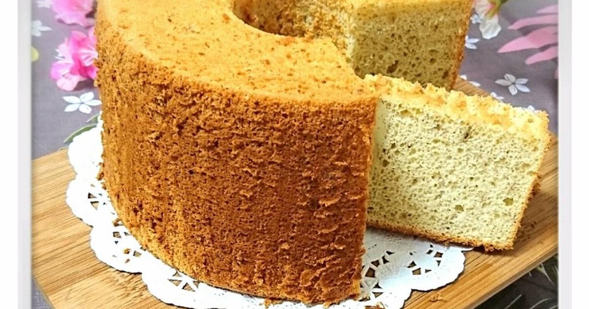 Resep Banana chiffon cake