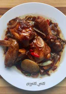 Ayam Goreng Saos Mentega