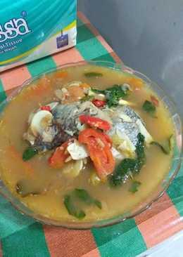 Sup Ikan Bawal Kemangi