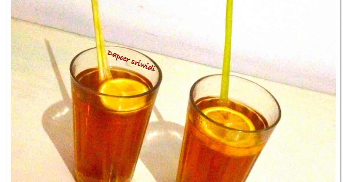 Resep Wedang teh