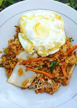 Bokkeumbap (볶음밥) / Nasi Goreng Kimchi