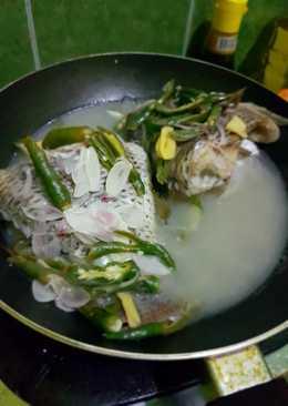 Ikan Nila Kuah Bening