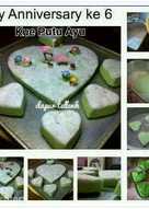 Kue Putu Ayu (Resep Irit Mudah Praktis No ribet)