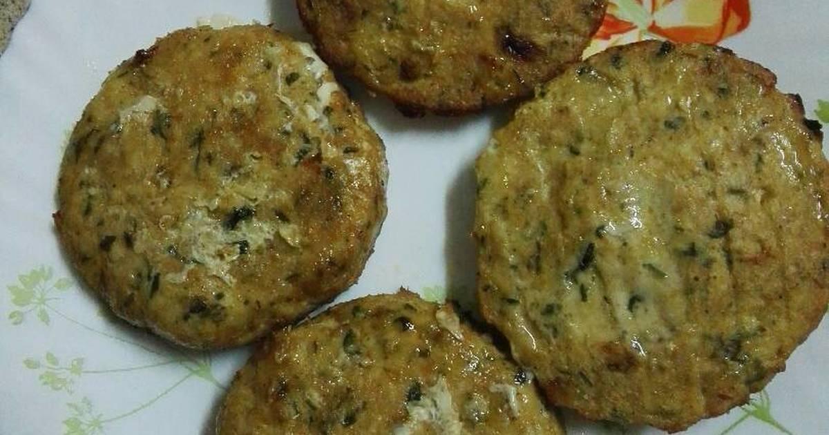 176 resep burger ayam simple enak dan sederhana   cookpad