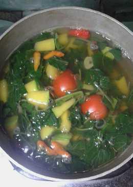 Sayur Bening Campur Labu🎃