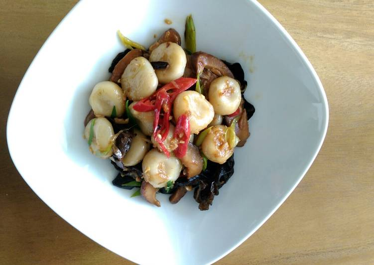 resep Abacus seeds /Chinese cilok??