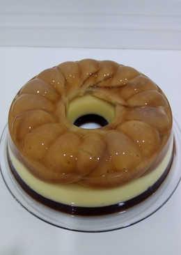 Pudding Marie Regal 3Lapis