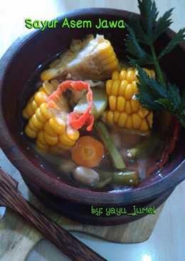 Sayur asam jawa - 34 resep - Cookpad