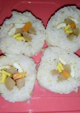 Kimbab korean food | Selera indonesia