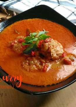 Thai Curry (Kari Ayam Merah ala Thai)