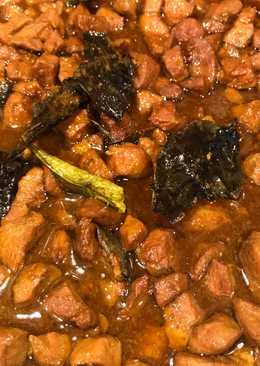 'topping' Mie Ayam