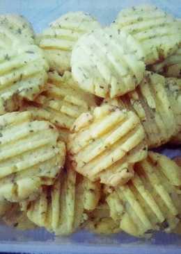 Oregano Cookies