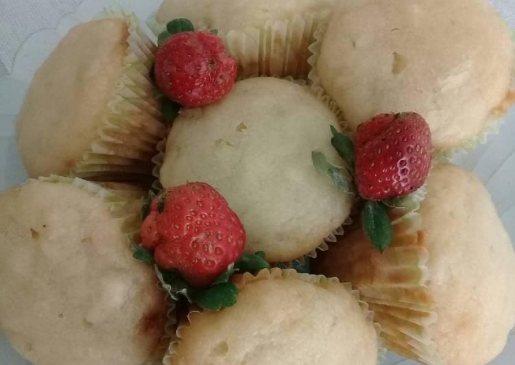 Muffin Tape Eggless