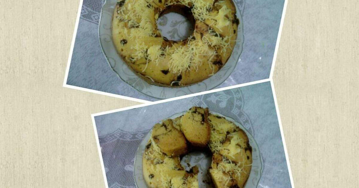 Resep Pound Cake (Bolu jadul tapi endessss .....)