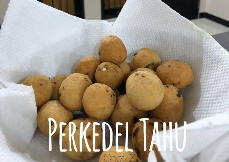 Perkedel Tahu #rabubaru