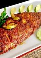 Ikan Panggang Bumbu Pedas a la Yuli Indra