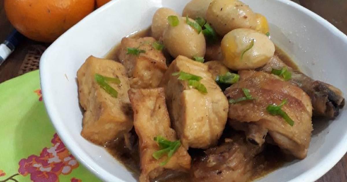 Resep Ayam Penyet Goreng Tepung - zermine-krisgage