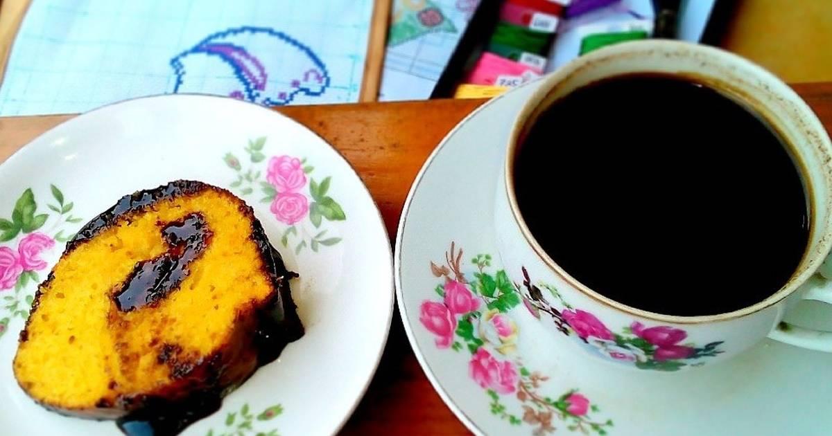 Resep Carrot Cake (Bolu Wortel)