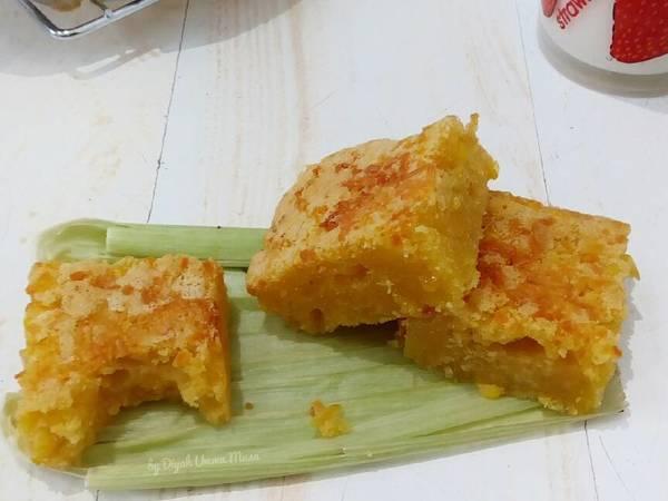 Brownies Jagung / Corn Blondies #PR_Jagung