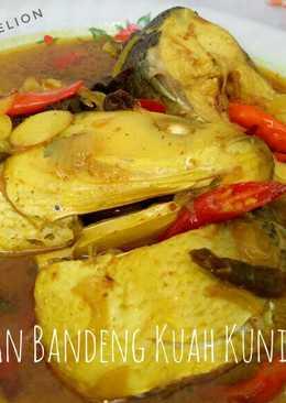 Ikan Bandeng Kuah Kuning #Dandelion