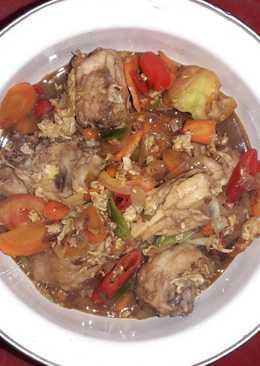 Krengsengan Ayam #MasakanIndonesia
