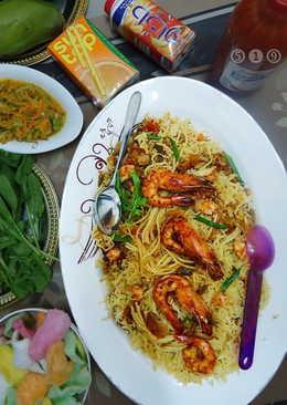 25. Nasi KABSAH Seafood Arabian