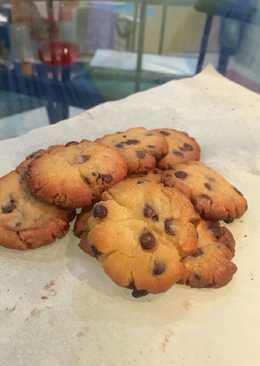 Cookies mudah No Mixer ala Aprilaprils