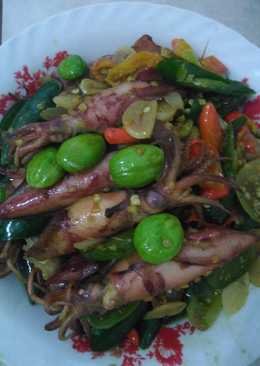 359 Resep Cumi Asin Pete Enak Dan Sederhana Cookpad