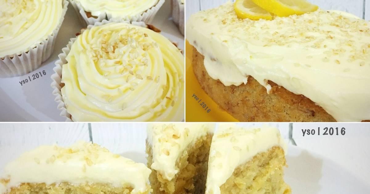 Resep Banana Cake Khas Jepang: Resep Super Moist Banana Cake (moist Dan Pisaang Bgt