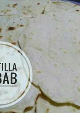 Tortilla kebab super simple