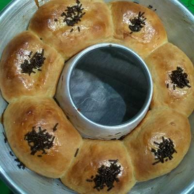 Roti Sobek Lembut & No Gagal