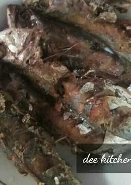 Ikan Kembung goreng