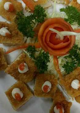 Chicken shnitzel/chicken katsu