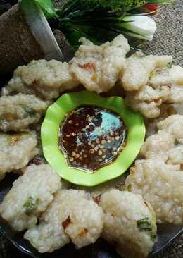 Cireng Nasi Kobe Bumbu Rujak