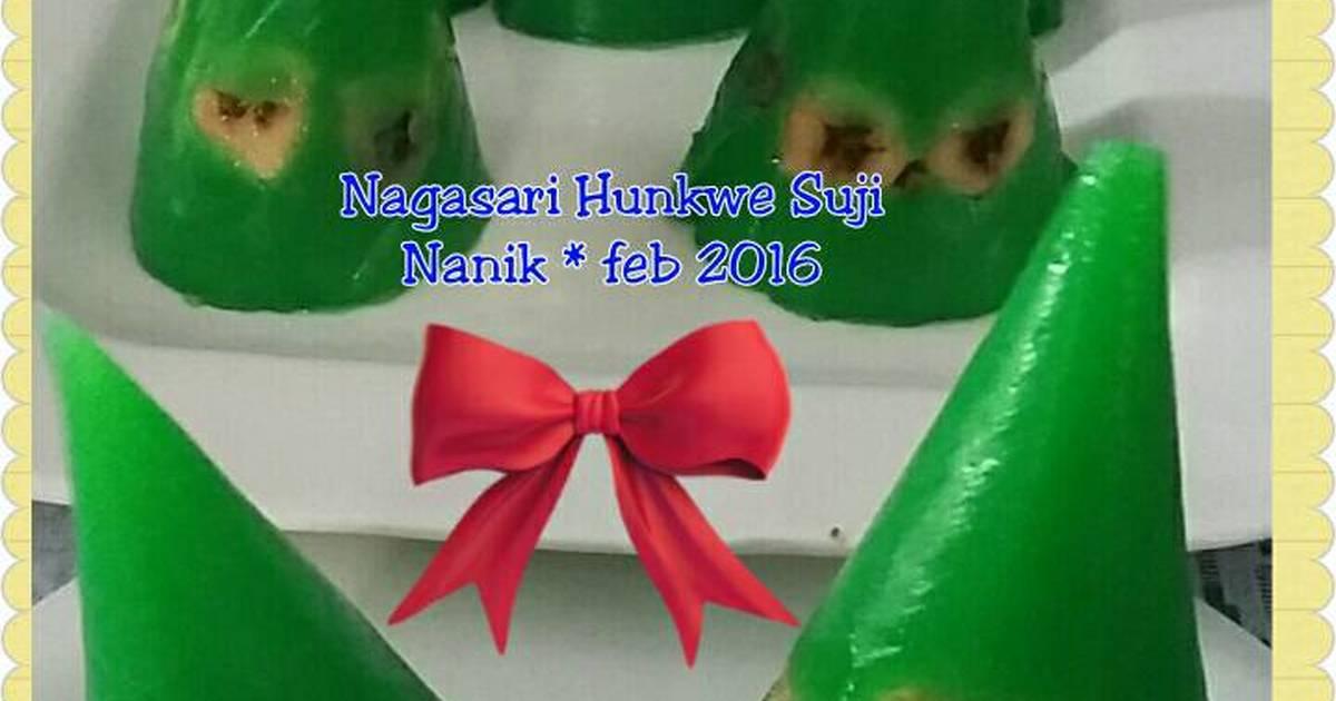 Resep Nagasari Hunkwe Suji