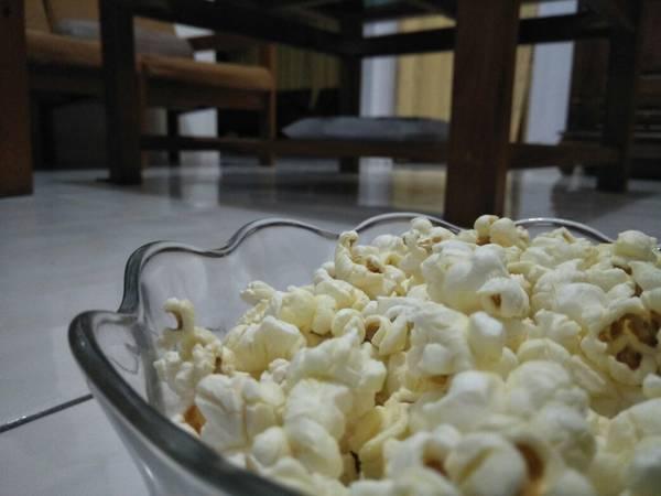 Popcorn Asin Gurih