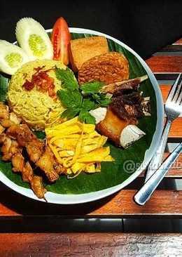 🍚 *Nasi* Kuning Shirataki 🍚
