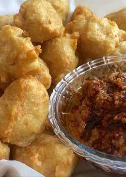 Batagor Ayam & Saos Kacang