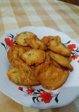Sosis Ayam Goreng (homemade)