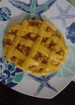 Pie apple teflon simpel