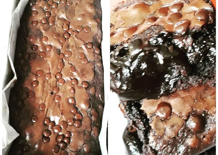 Brownies Lava