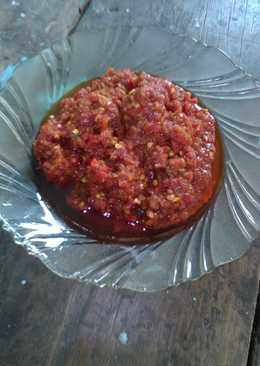 Sambal tomat blander