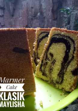 Marmer Cake Klasik